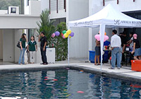 New Year Party 2009 at Kamala Regent, Phuket