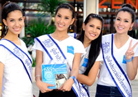 Miss Thailand World 2010 @ Central Festival Phuket