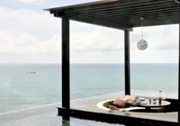 Plum Fine Dining Vanilla Sky Bar & Lounge, Phuket Thailand