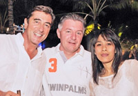 6th Anniversary Party @ Twinpalms Phuket Resort