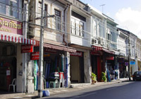 Top 5 – Phuket Sino-Portuguese Architecture