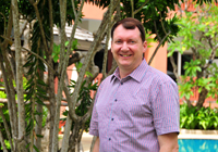 Interview with Matthew C Hindmarch General Manager of Kata Sea Breeze Resort