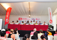 2014 Challenge Laguna Phuket Tri-Fest Media Lunch and Press Conference