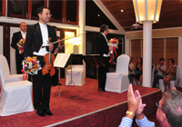 Pro Musica Quartet at Mom Tri's Villa Royale Phuket