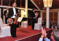 Pro Musica Quartet at Mom Tri's Villa Royale Phuket