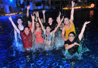 Rawai City Full Moon at Two Chefs Beach Bar & Restaurant, Serenity Resort & Residence Phuket