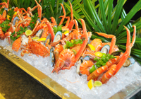 Sunday brunch at the Pool Bar, Hyatt Regency Phuket Resort
