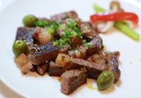 Sanuki Olive Beef event at JW Marriott Phuket Resort & Spa's Kabuki Japanese Cuisine Theatre