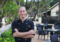Interview with George Newling-Ward - Executive Sous Chef of Impiana Resort Patong, Phuket