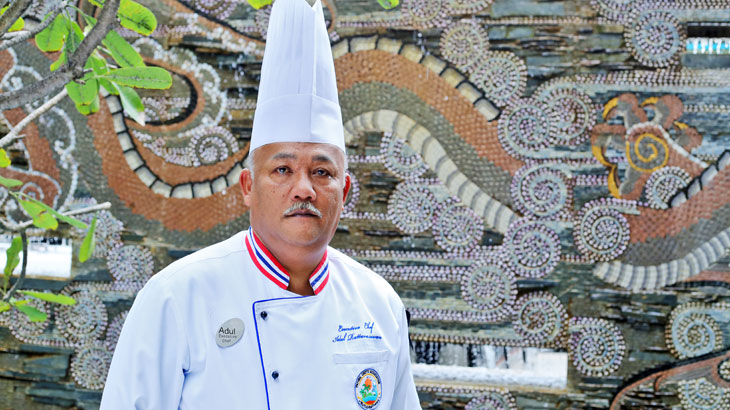 Interview with Chef Adul Rattanasuwan - Executive Chef of The KEE Resort & Spa, Patong Beach