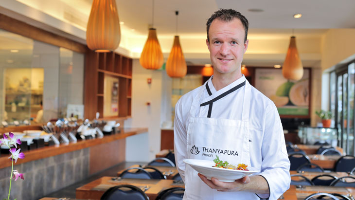 Interview with Chef Jamie Raftery - The holistic chef from Ireland