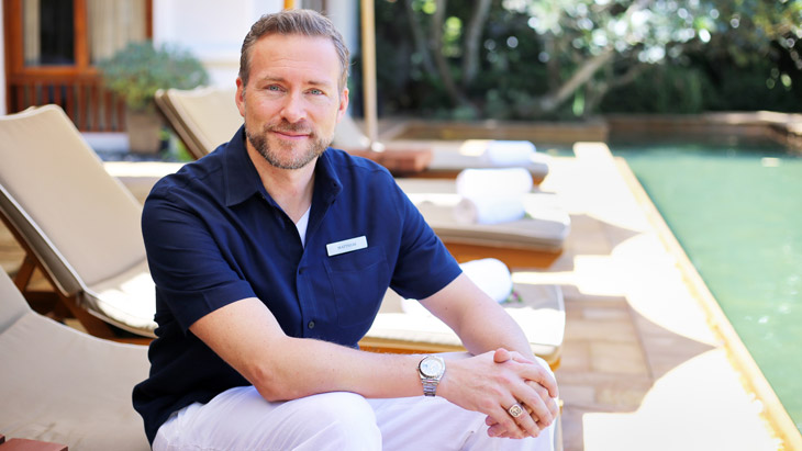 An interview with Matthias Y. Sutter - General Manager of JW Marriott Phuket Resort & Spa