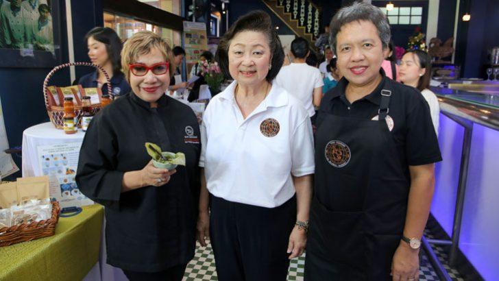 Thai Cuisine to Global Market visit Phuket