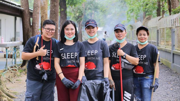Charity trip with Sleep With Me Hotel Phuket