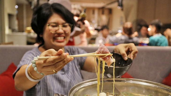 Try Shabu-Q at Panache Restaurant Phuket