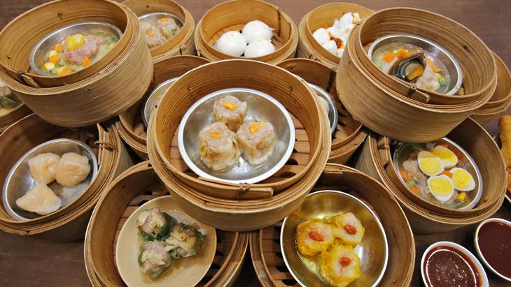 Phuket Breakfast - Hoon Dimsum, Phuket