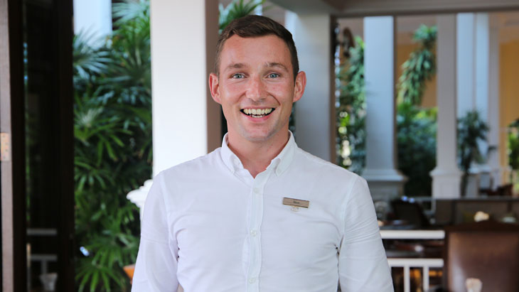Interview with Steven Poirier - Beverage Manager of Sofitel Krabi Phokeethra Golf and Spa Resort