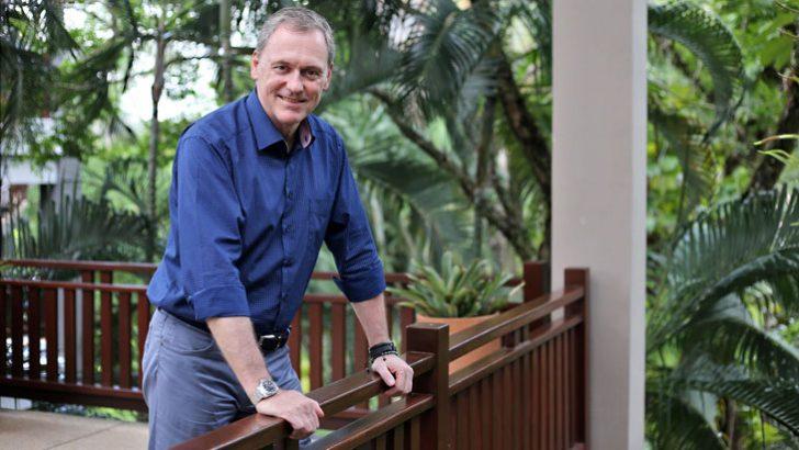 Interview with Gerd Kotlorz - General Manager of Phuket Marriott Resort and Spa, Nai Yang Beach
