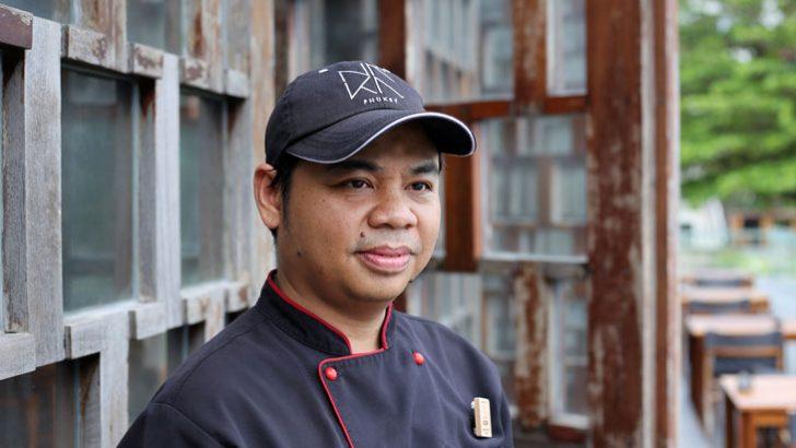 Interview with Chef Visanu Konthong - Executive sous chef of The Naka Phuket