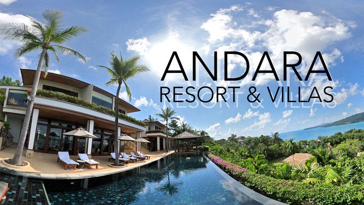Andara Resort & Villas - Luxury Villa