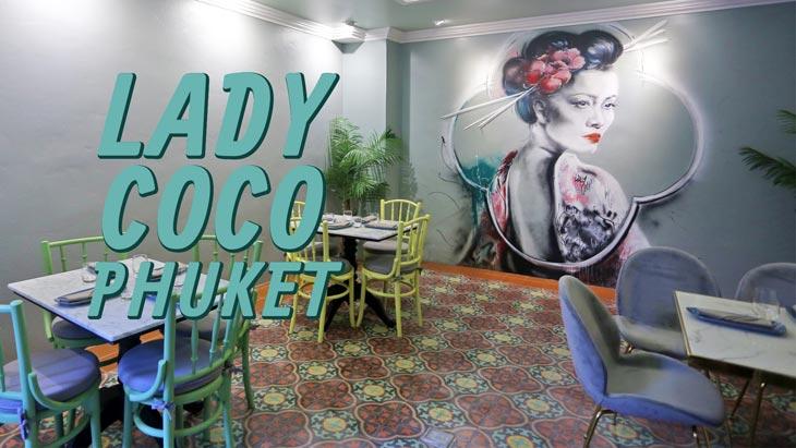 Lady Coco Phuket