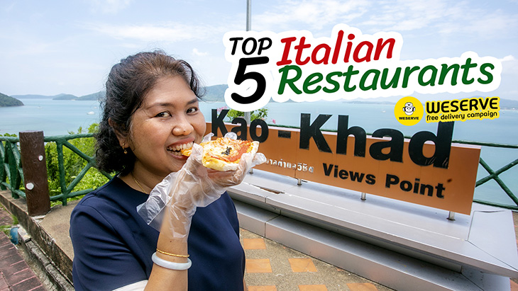 WESERVE - free delivery - Top 5 Italian Restaurants